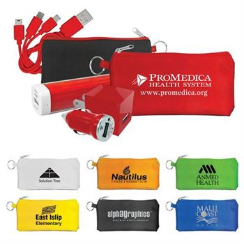 Ultimate Colorful Power Bank Set