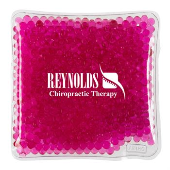 Square Gel Beads Hot/Cold Pack - Personalization Available