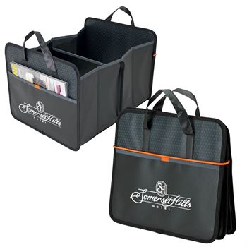 Two-Compartment Trunk Organizer - Personalization Available