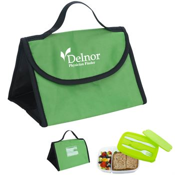 Container And Lunch Bag Combo - Personalization Available