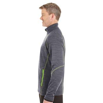 Men's North End ® Melange Bonded Fleece Jacket