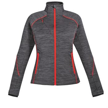 Women's North End ® Melange Bonded Fleece Jacket