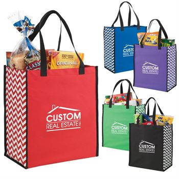 Summit Shopper Tote - Personalization Available