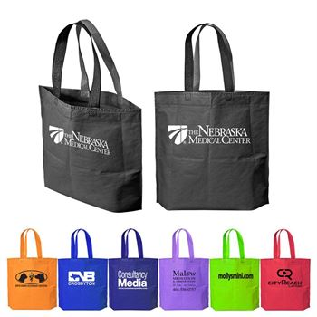 Econo Gusset Bag - Personalization Available