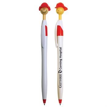 Fire Chief Smilez Pen - Personalization Available