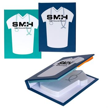Medical Scrub Sticky Book™ - Personalization Available