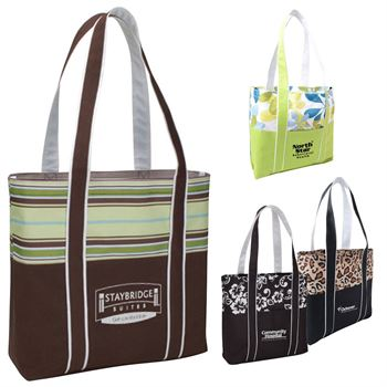 West Hampton Tote - Personalization Available