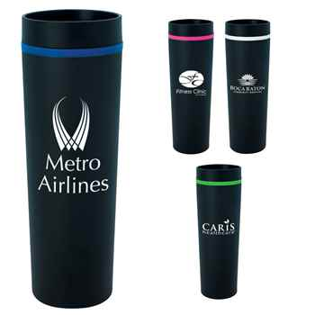 Milan Stainless Steel Tumbler 16-oz. - Personalization Available