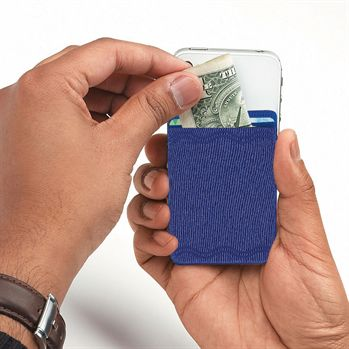 Don't Be A Victim Of Identity Theft Gadget Grips ® Kanga ™ Protect Credit Card Wallet Pouch