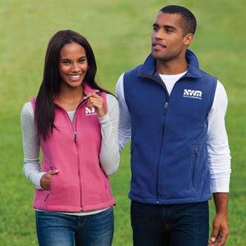 Port Authority Men's Value Fleece Vest - Personalization Available