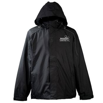 Men's Valencia 3-In-1 Jacket - Embroidery Personalization Available