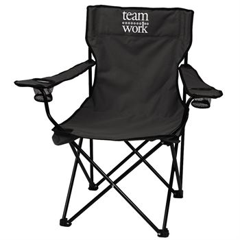 Teamwork Folding Chair With Carrying Bag