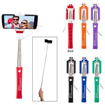 Selfie Stick - Personalization Available
