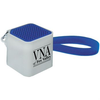 Bluetooth® Cube Speaker - Personalization Available