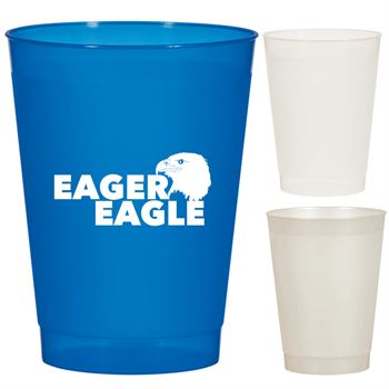 10-Oz. Frost Flex Cup - Personalization Available