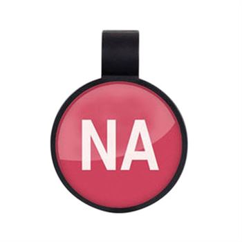 Anti-Microbial Theme Stethoscope ID Tag