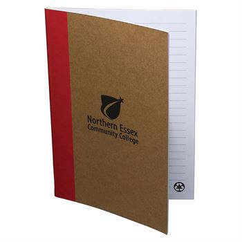 Color-Pop Recycled Memo Book - Personalization Available