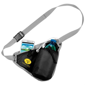 Insulated Sport Bottle Fanny Pack - Personalization Available