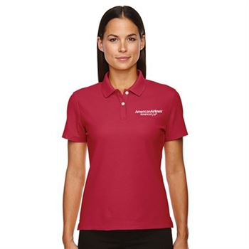 Devon & Jones® DRYTEC20™ Women's Performance Polo - Embroidery Personalization Available