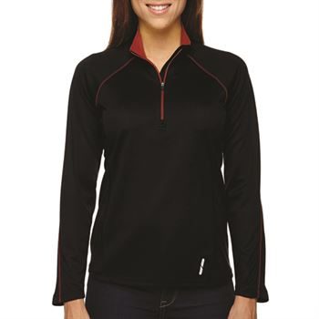 North End Radar Half - Zip Women's Performance Long Sleeve Top