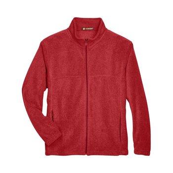 Harriton Men's Full-Zip Fleece