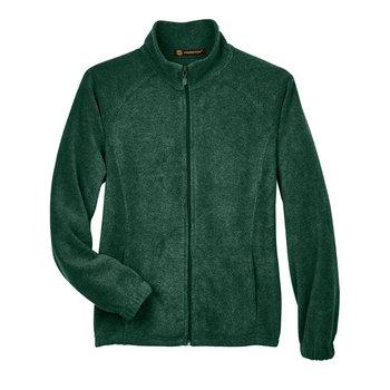 Harriton Women's Full-Zip Fleece