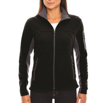 North End Women's Microfleece Jacket