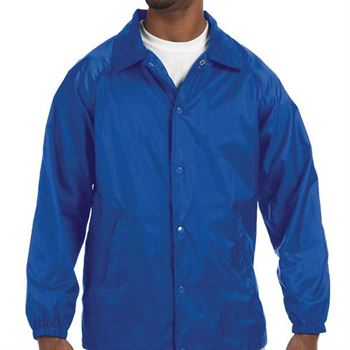 Harriton Nylon Unisex Staff Jacket