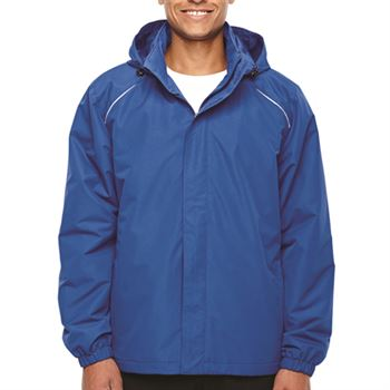 Core 365 Men's Profile Fleece-Lined All-Season Jacket