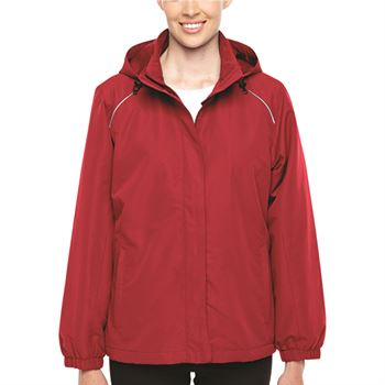 Core 365 Women's Profile Fleece-Lined All-Season Jacket