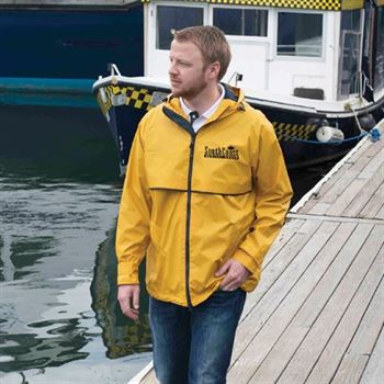 New Englander Men's Rain Jacket