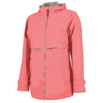 New Englander Women's Rain Jacket