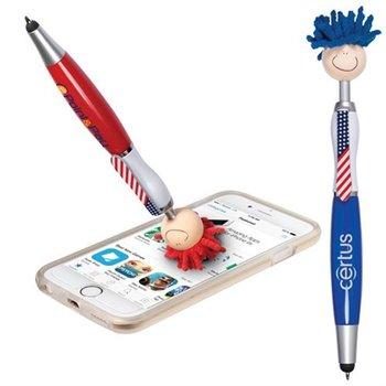 Patriotic Mop Topper Pen