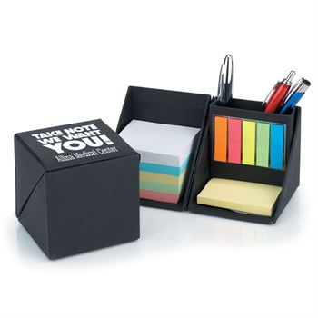 Take Note: We Want You! Office Buddy Cube - Personalization Available