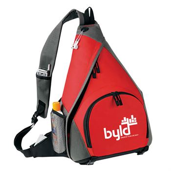 Mono-Strap Backpack - Personalization Available