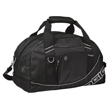 Ogio® Half Dome Duffel Bag - Embroidery Personalization Available