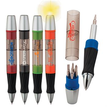 3-In-1 Tool Pen - Personalization Available
