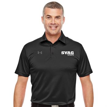 Under Armour® Men's Tech Polo - Heat Transfer Personalization Available