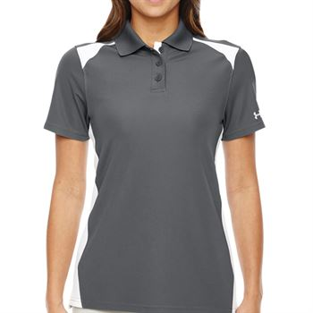 Under Armour® Women's Team Colorblock Polo - Personalization Available