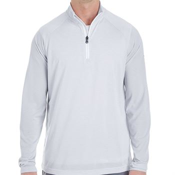 Under Armour® Men's Tech Stripe Quarter Zip - Personalization Available