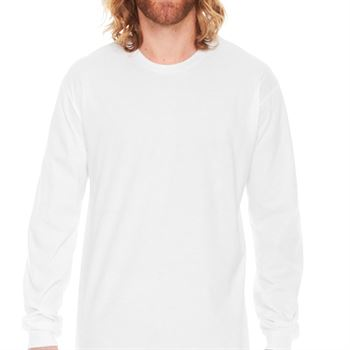 American Apparel® Unisex Fine Jersey Long-Sleeve T-Shirt - Personalization Available