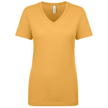 Next Level Ladies' Ideal V-Neck Tee - Personalization Available