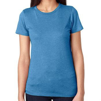 Next Level Ladies' Triblend Crew Tee - Personalization Available