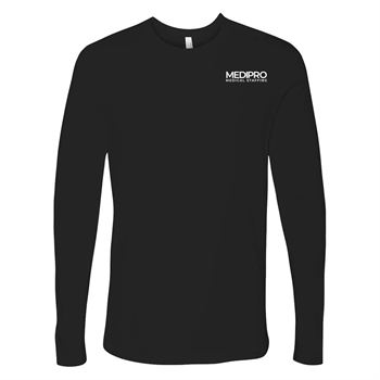 Next Level® Men's Premium Fitted Long-Sleeve Crew Tee - Personalization Available