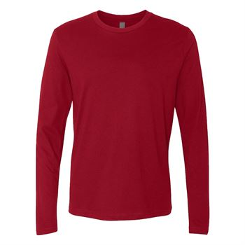 Next Level Men's Premium Fitted Long-Sleeve Crew Tee - Personalization Available