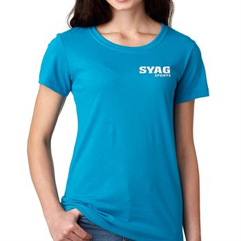 Next Level® Ladies' Ideal Short-Sleeve Crew Tee - Personalization Available
