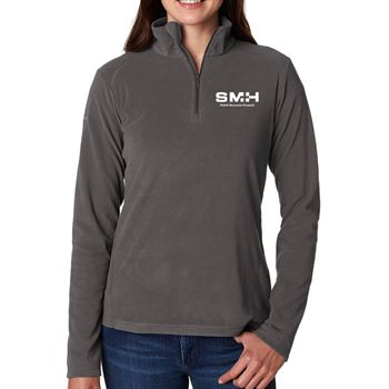 Columbia® Ladies' Crescent Valley 1/4-Zip Fleece - Personalization Available
