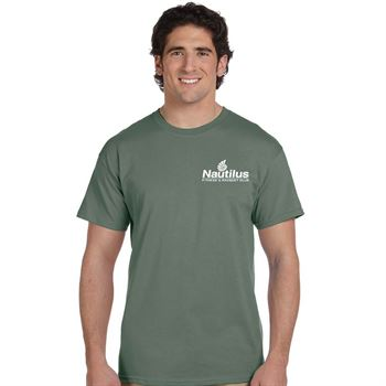 Hanes® 5.2 oz. Unisex 50/50 ComfortBlend® EcoSmart® T-Shirt - Personalization Available