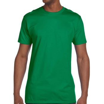 Hanes Men's 4.5 oz. 100% Ringspun Cotton Nano-T® T-Shirt - Personalization Available