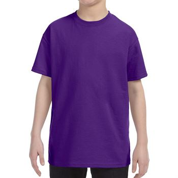 Hanes Youth 6.1 oz. Tagless® T-Shirt - Personalization Available